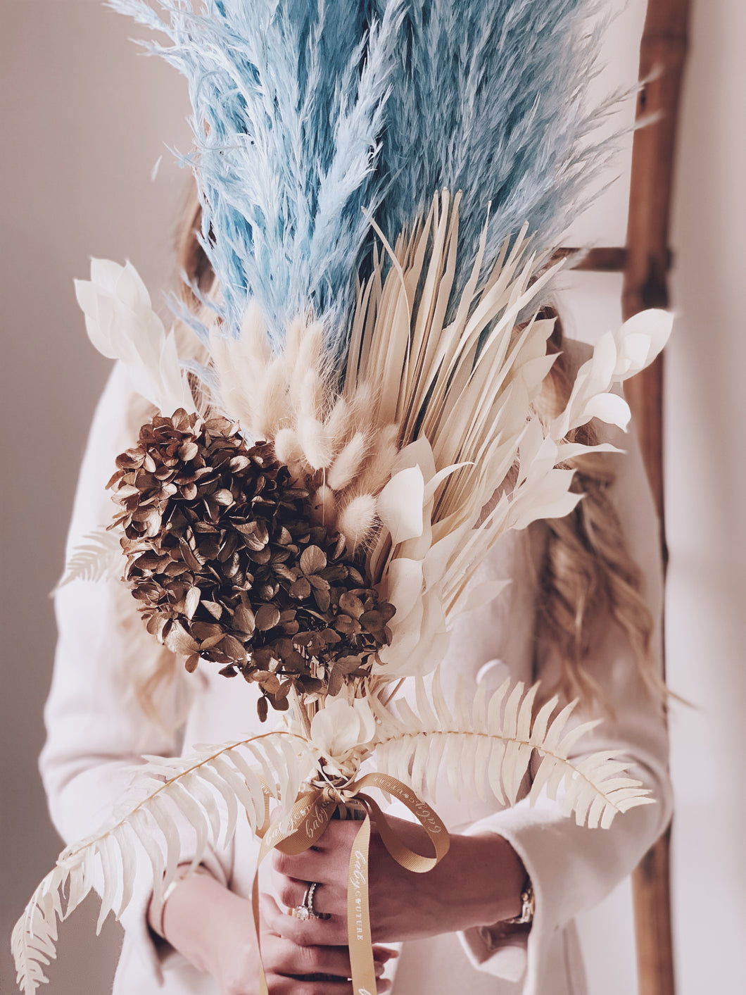 BESPOKE BC BUNCHES | SOFT BLUE