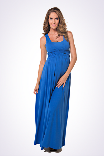 MaxiMum Dress Cobalt