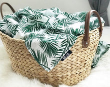 TROPICAL MUSLIN BLANKET