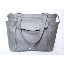 HG Medium Leather Dinky Diaper Bag