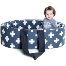 Swiss Cross Carrycot