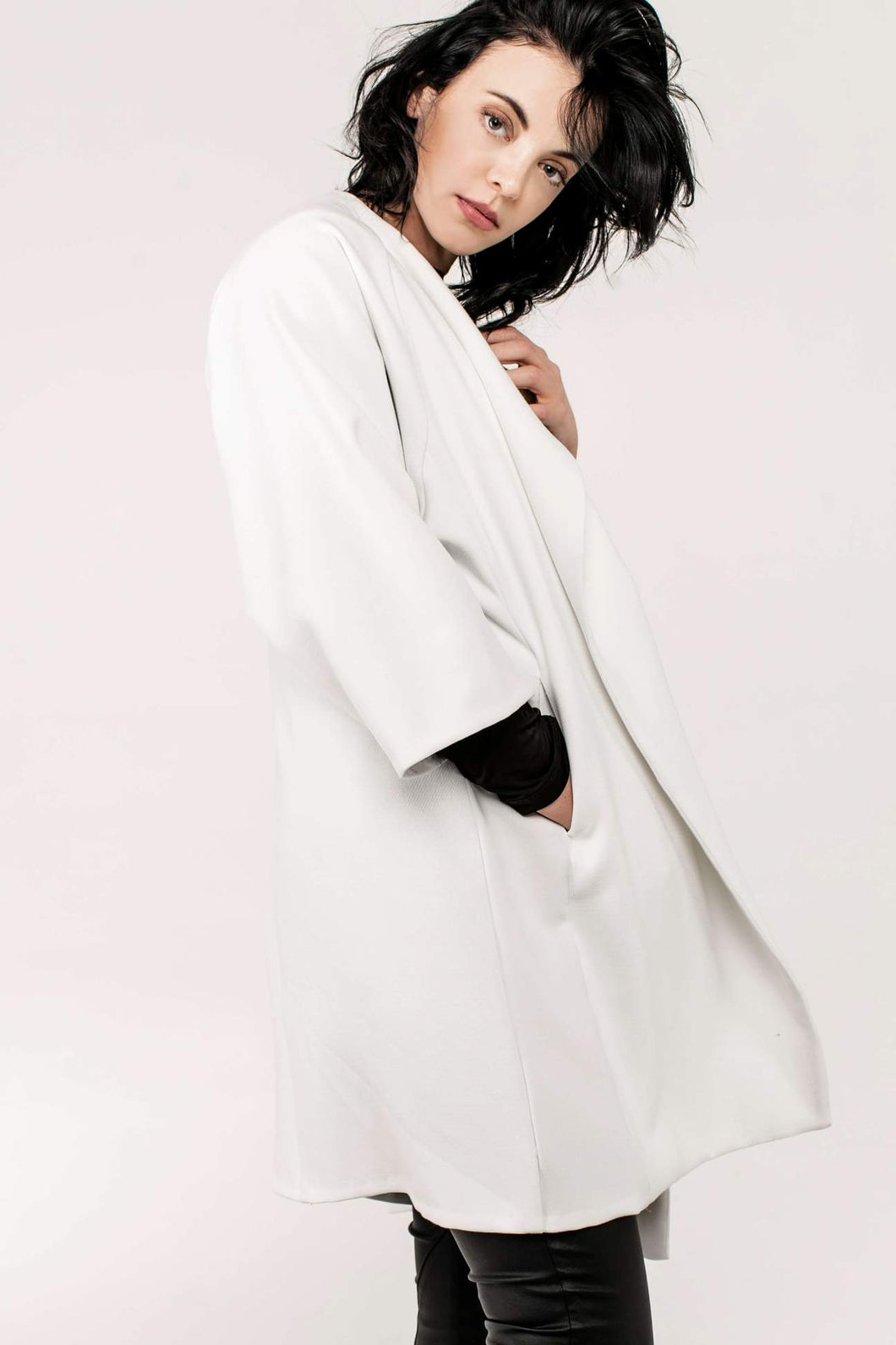 Oversized Nursing Coat