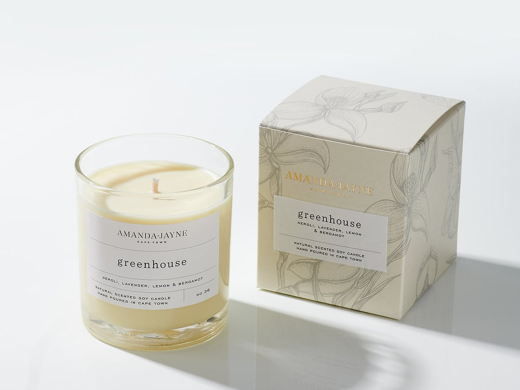 Greenhouse | Amanda Jayne Candles