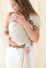 Wheat Single Linen Ring Sling