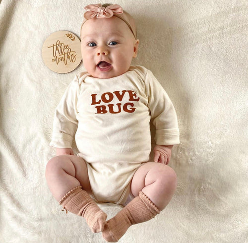 'Love Bug' Onesie