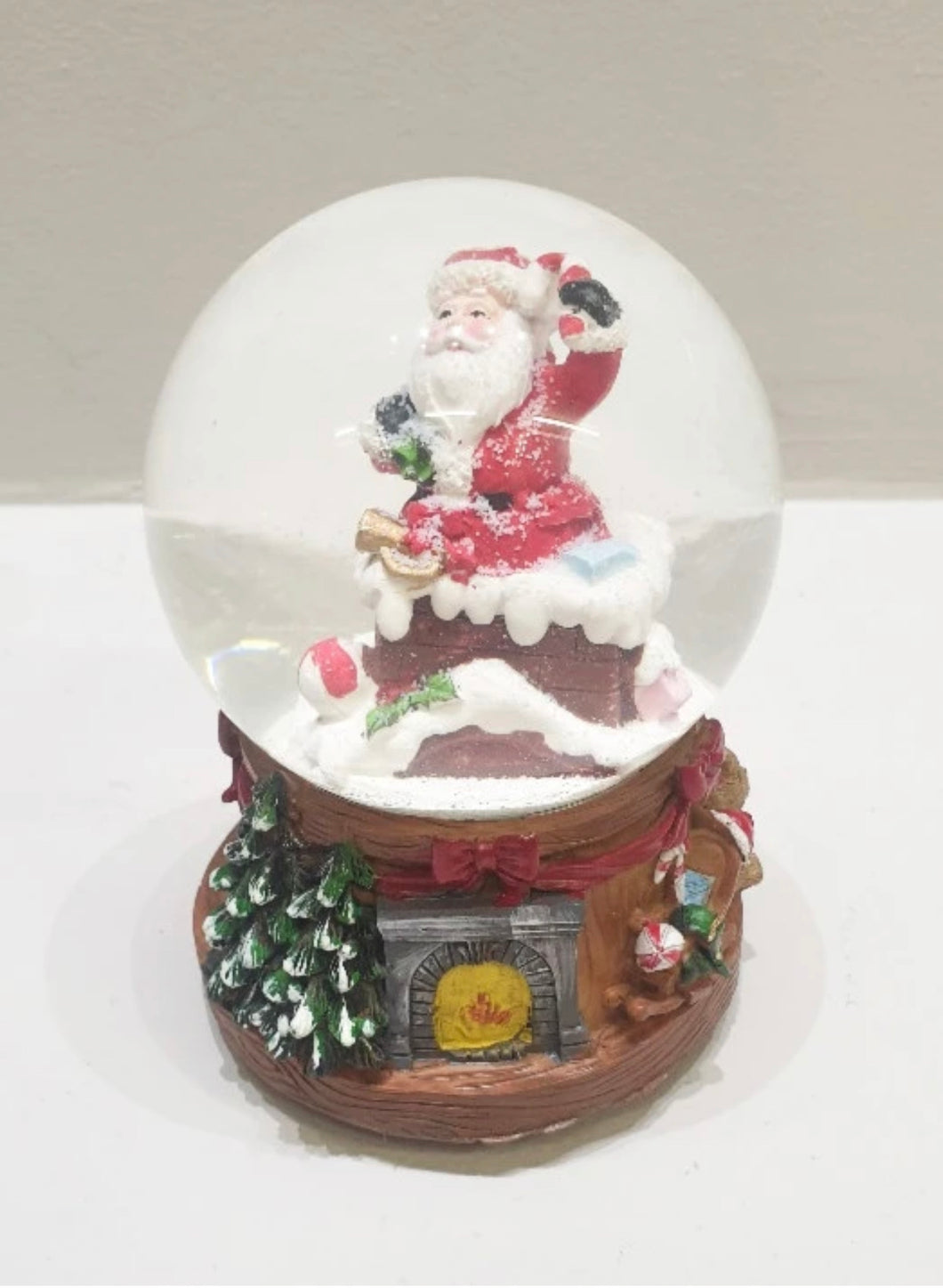 100CM SANTA GIFT BAG WATER BALL