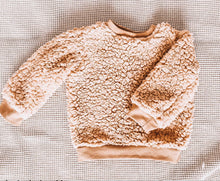 Teddy Bear Baby Jersey - Natural
