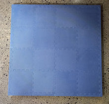 Solid Powder Blue Playmat Tiles