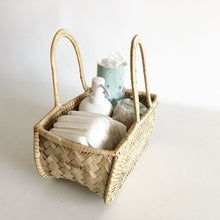 Woven Nappy Changing Organizer