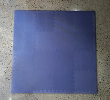 Solid Navy Blue Playmat Tiles