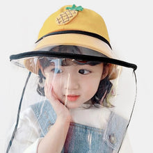 Kids Wraparound Face Visor