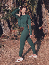 The Signature High Waist Tracksuit