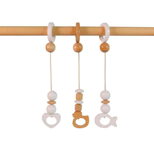 Wooden Playgym Dangles