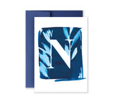 Notecard & Envelope by Paper Birch, A-Z