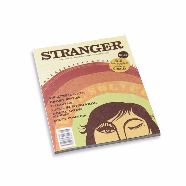Stranger Magazine: Issue 16