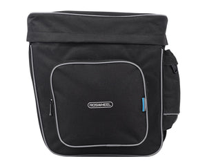 30Ltr 4-Pockets Multifunction Rear Pannier Bag - Water Resistant