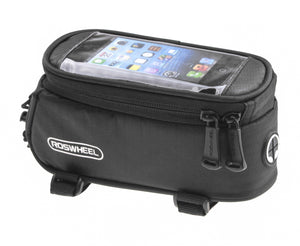 "2Ltr Top Tube Single Pocket Phone Pouch Bag (6"") - Water Resistant"