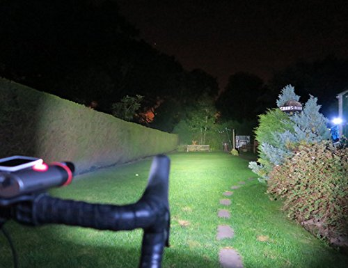 Cycle USB Rechargable Intense 500 Lumen White Led