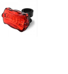 Cycle 5 LED Red Rear Light