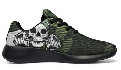 Dumbbell Skull Big Camo