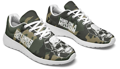 Camo Weights Mind On A Mission