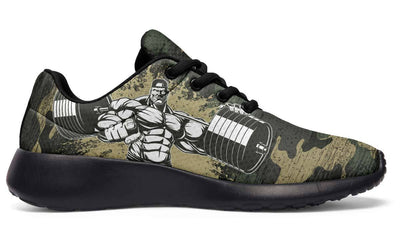 Camo Weights Watch Out