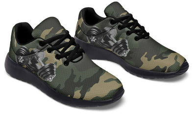 Camo Weights Dumbbells