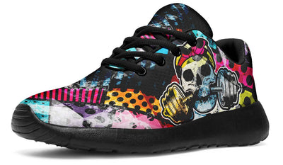 Urban Lady Gym Skull