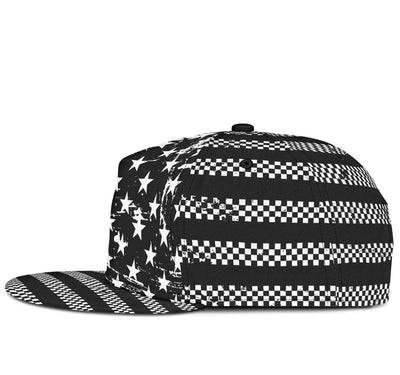 American Checkered Stripes
