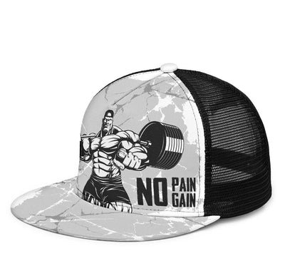 No Pain White