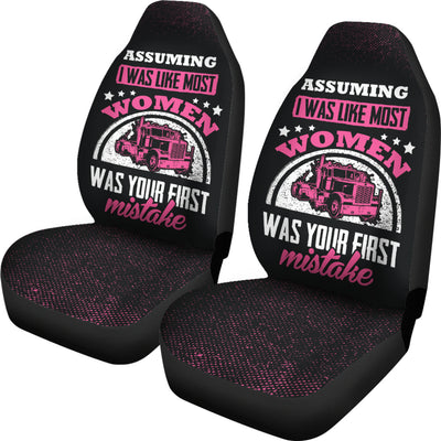 Trucker Most Women Pink