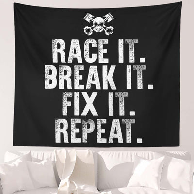 Race It And Break It
