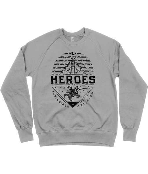 Be The Hero Jumper/Sweatshirt