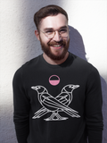 Two Magpies Sweatshirt (3 Colours)