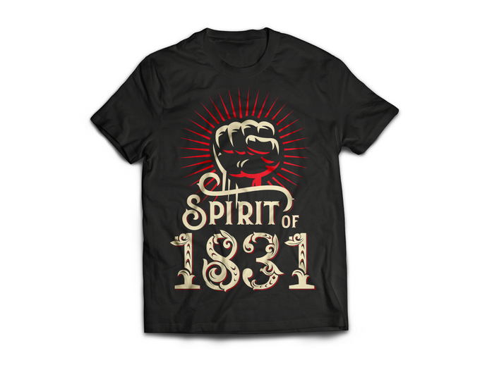 Spirit of 1831 T-Shirt