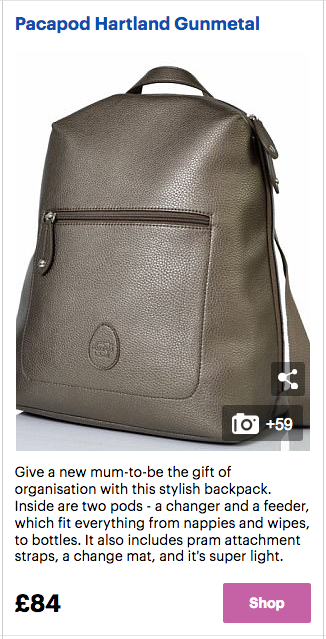 Daily Mail Christmas Gift Guide - Hartland Gunmetal