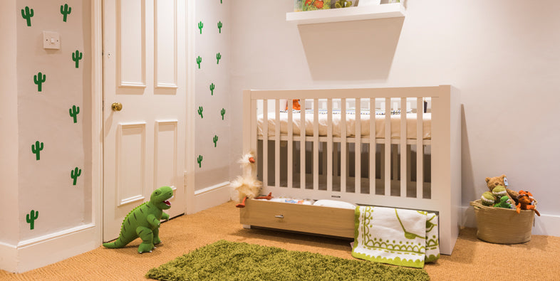 How to create an eco-friendly nursery
