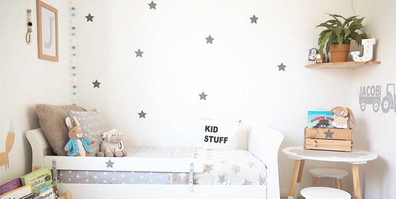 Top tips for decorating your child's bedroom