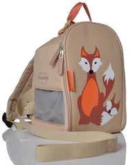 Toddler Pod - fox & babe
