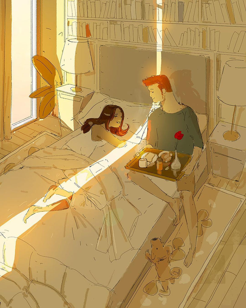 Follow Friday - Pascal Campion