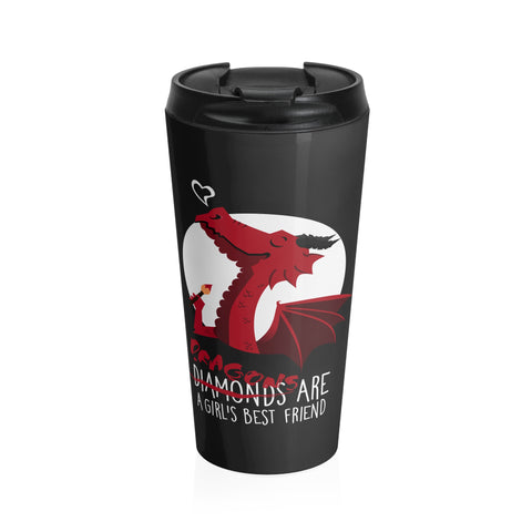 Dragon friend Stainless Steel Travel Mug