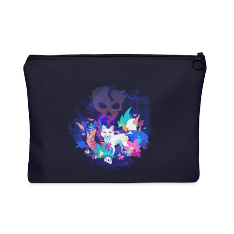 Fox of the Dream Forest Carry All Pouch
