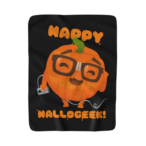 Happy Hallogeek! - Blanket