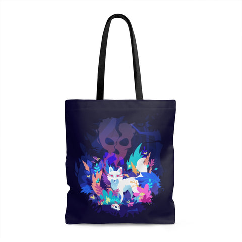 Fox of the Dream Forest Tote Bag