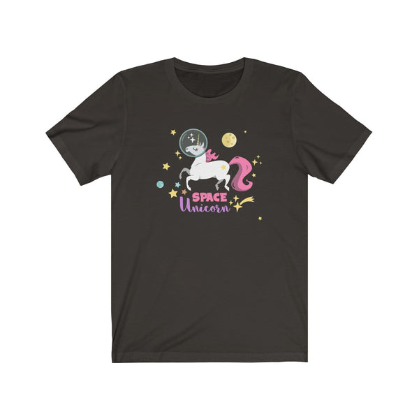 Space Unicorn Unisex T-Shirt