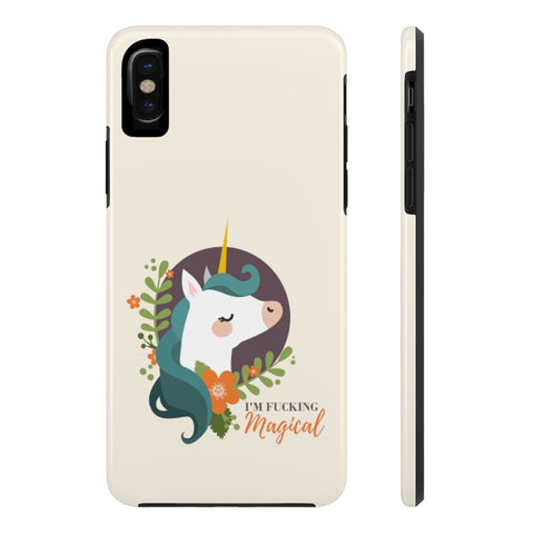 Magical Unicorn Tough Phone Case