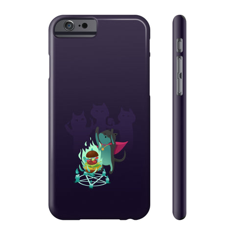 Cat Mage Phone case