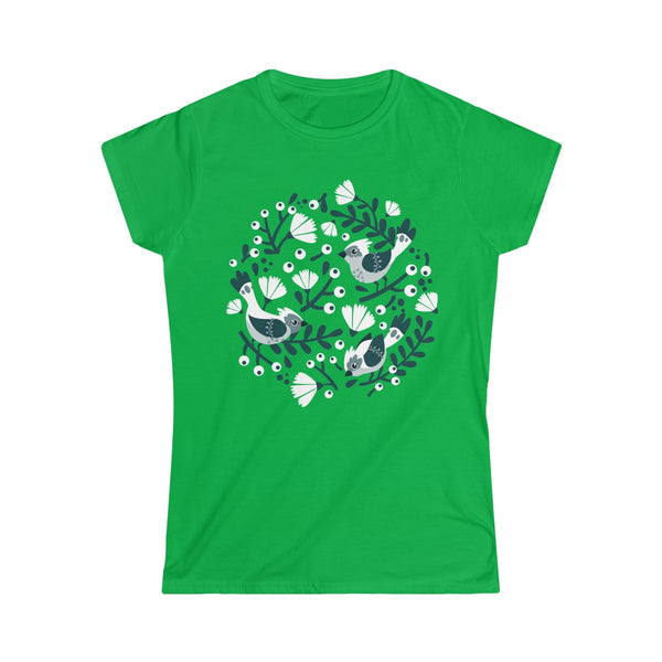 Birds and Blossoms Women's T-shirt