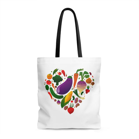 Vegan Love Tote Bag