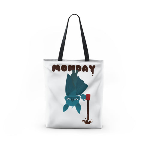 Having a Bat Day - Tote Bag